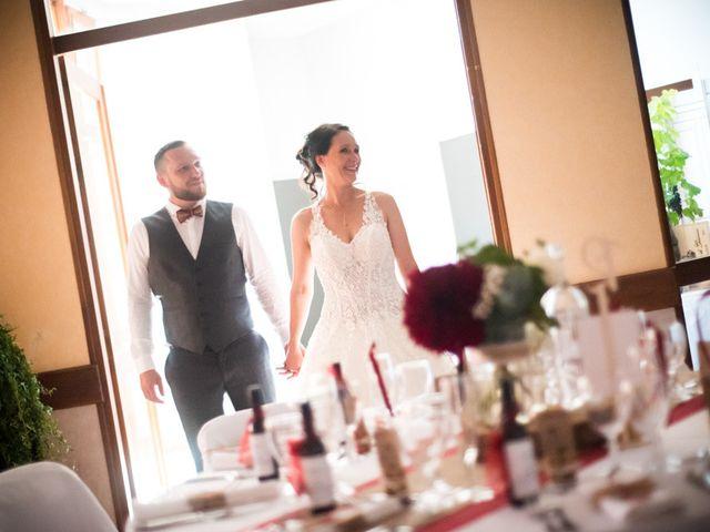 Le mariage de Betty et Allan