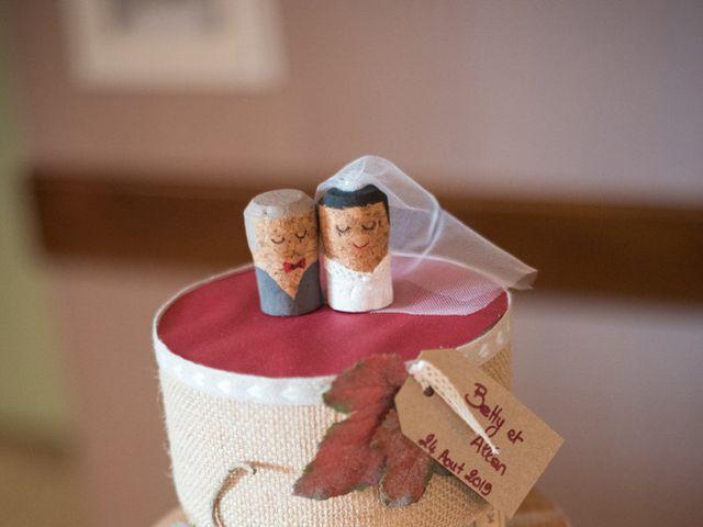 Le mariage de Allan et Betty à Saint-Méen-le-Grand, Ille et Vilaine 39