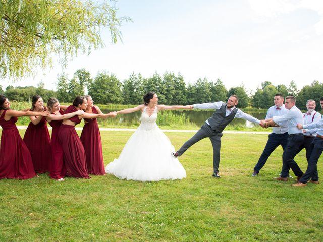 Le mariage de Allan et Betty à Saint-Méen-le-Grand, Ille et Vilaine 54