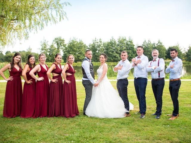 Le mariage de Allan et Betty à Saint-Méen-le-Grand, Ille et Vilaine 55