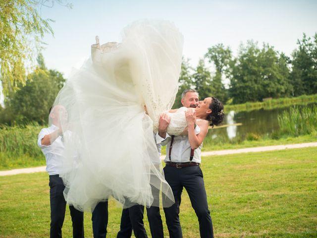 Le mariage de Allan et Betty à Saint-Méen-le-Grand, Ille et Vilaine 57
