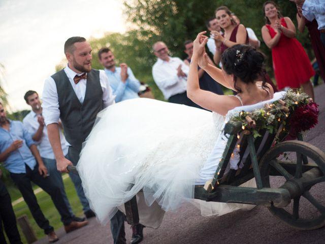 Le mariage de Allan et Betty à Saint-Méen-le-Grand, Ille et Vilaine 67