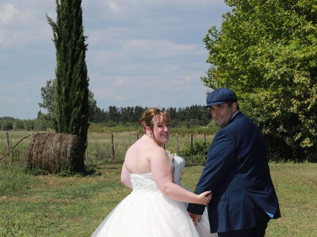 Le mariage de Julien et Marine à Marsillargues, Hérault 8