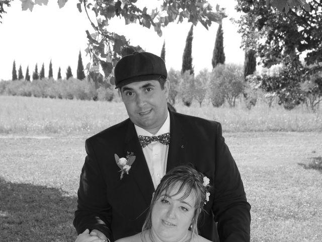 Le mariage de Julien et Marine à Marsillargues, Hérault 11