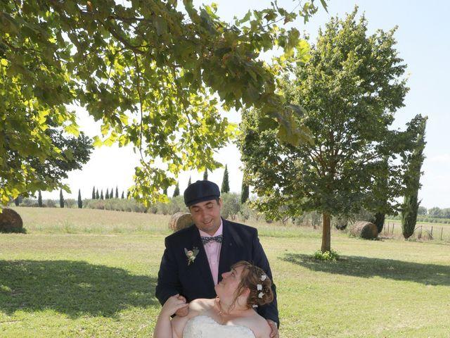 Le mariage de Julien et Marine à Marsillargues, Hérault 12