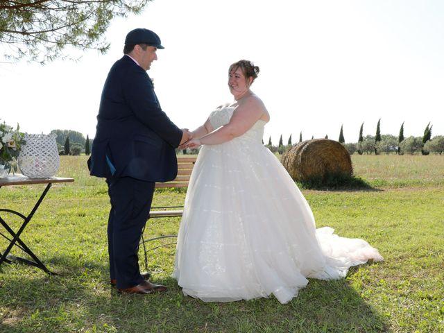 Le mariage de Julien et Marine à Marsillargues, Hérault 16