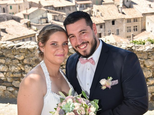 Le mariage de Rudy et Manon à Viviers, Ardèche 12