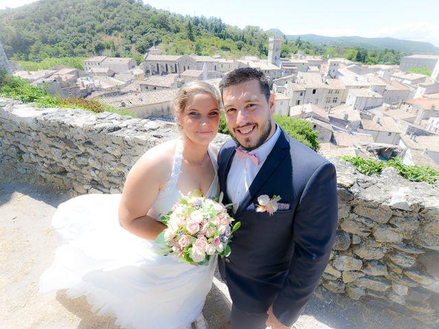 Le mariage de Manon et Rudy
