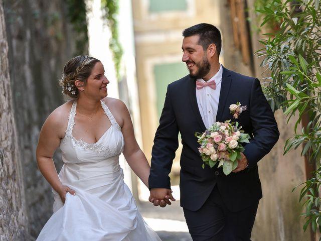 Le mariage de Rudy et Manon à Viviers, Ardèche 10