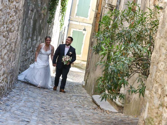 Le mariage de Rudy et Manon à Viviers, Ardèche 11