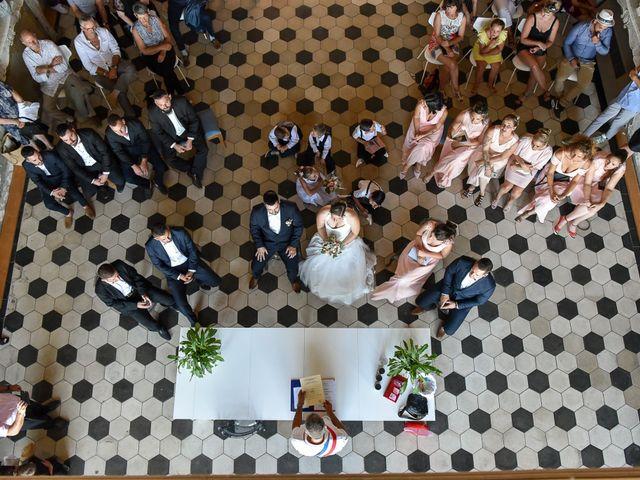 Le mariage de Rudy et Manon à Viviers, Ardèche 1