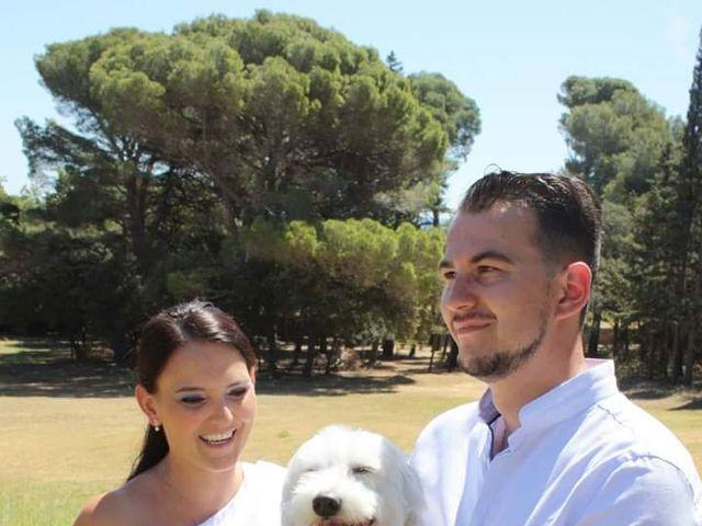 Le mariage de Guillaume  et Jessica à Narbonne, Aude 28