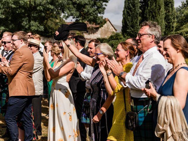 Le mariage de Joseph et Hélène à Bernac, Tarn 2