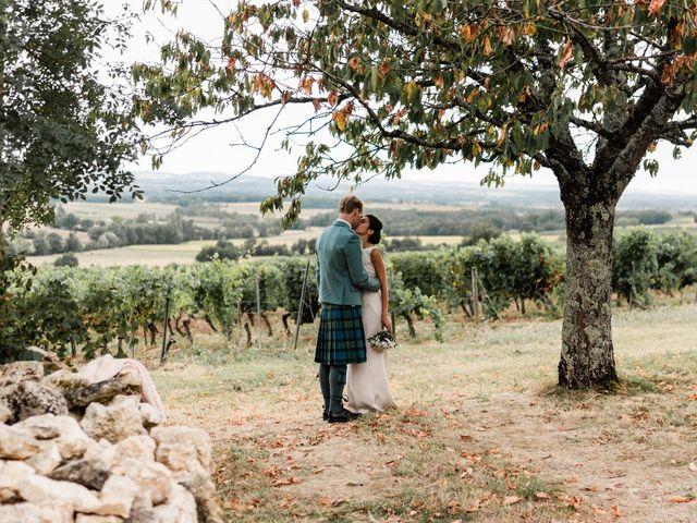 Le mariage de Joseph et Hélène à Bernac, Tarn 9