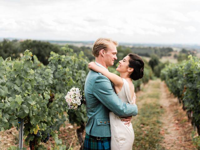 Le mariage de Joseph et Hélène à Bernac, Tarn 11