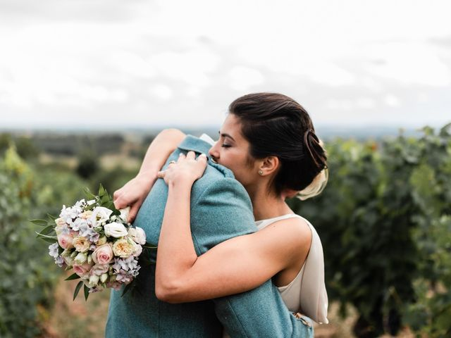Le mariage de Joseph et Hélène à Bernac, Tarn 12