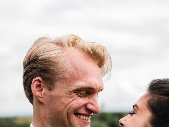 Le mariage de Joseph et Hélène à Bernac, Tarn 14
