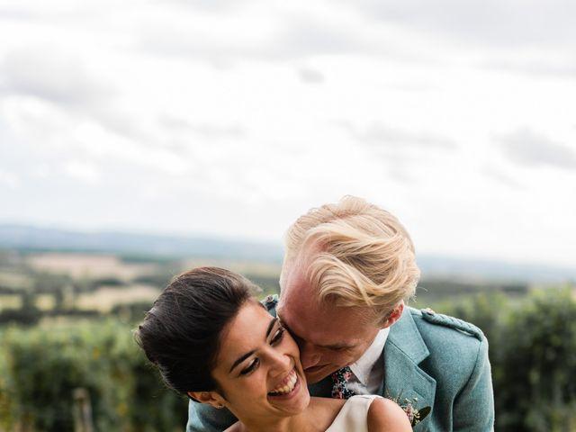 Le mariage de Joseph et Hélène à Bernac, Tarn 22