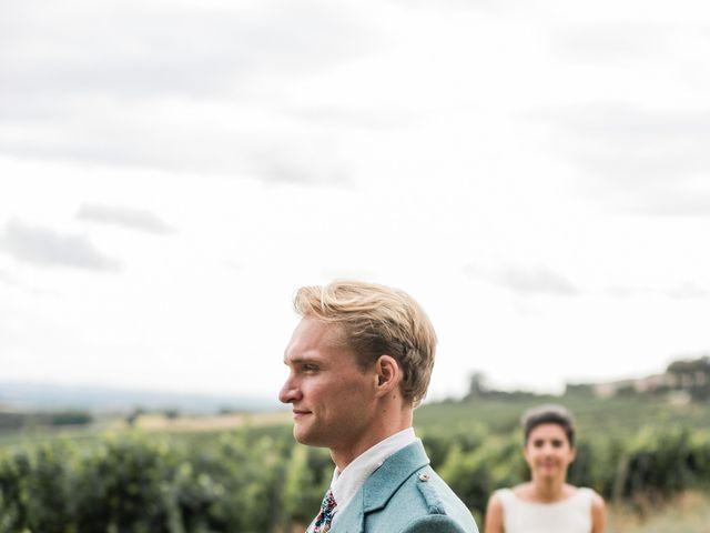 Le mariage de Joseph et Hélène à Bernac, Tarn 23