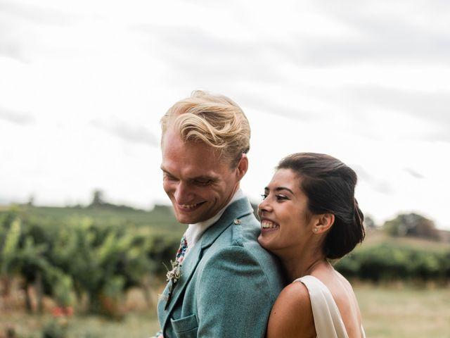 Le mariage de Joseph et Hélène à Bernac, Tarn 24