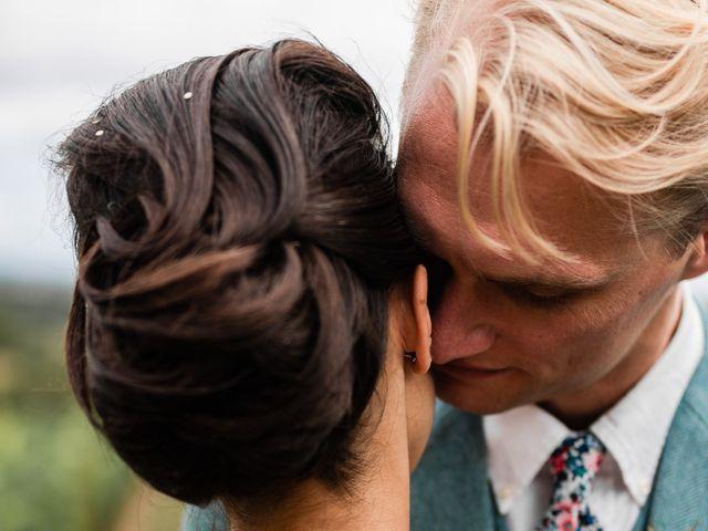 Le mariage de Joseph et Hélène à Bernac, Tarn 36