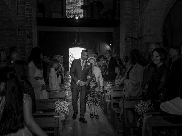 Le mariage de Sébastien et Aurélie à Ollières, Var 4
