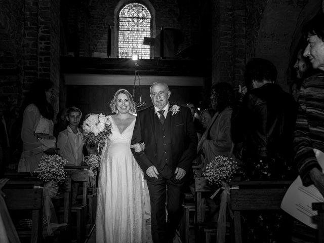 Le mariage de Sébastien et Aurélie à Ollières, Var 5