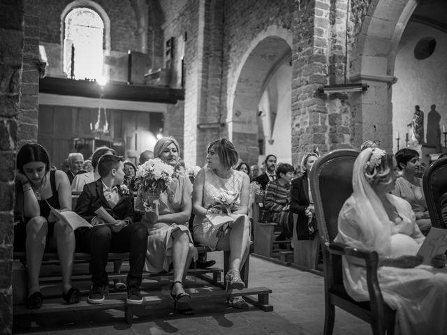Le mariage de Sébastien et Aurélie à Ollières, Var 7