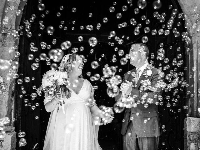 Le mariage de Sébastien et Aurélie à Ollières, Var 12