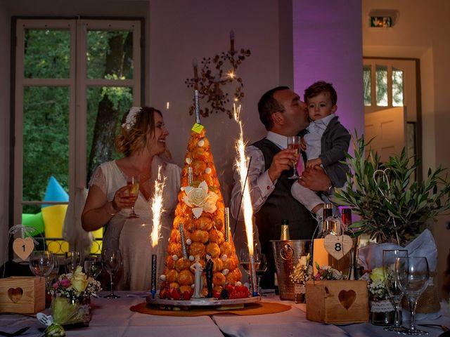 Le mariage de Sébastien et Aurélie à Ollières, Var 20