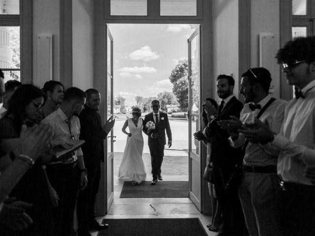 Le mariage de Adil et Alison à Paris, Paris 22
