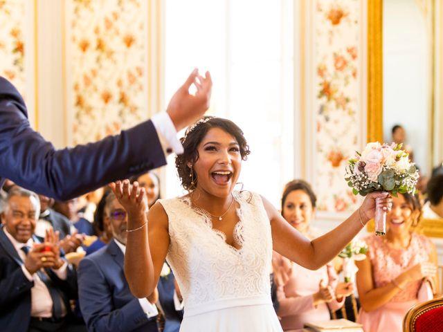 Le mariage de Adil et Alison à Paris, Paris 24