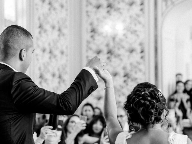 Le mariage de Adil et Alison à Paris, Paris 36
