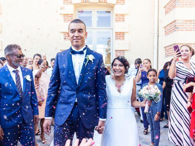 Le mariage de Adil et Alison à Paris, Paris 38