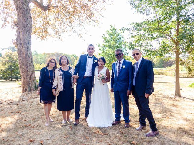 Le mariage de Adil et Alison à Paris, Paris 42