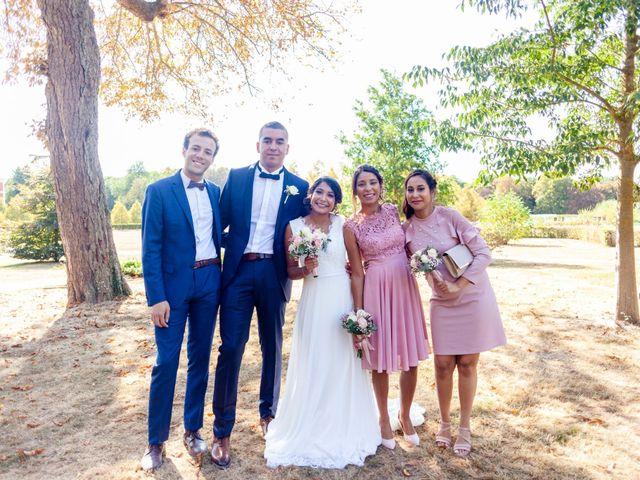 Le mariage de Adil et Alison à Paris, Paris 45