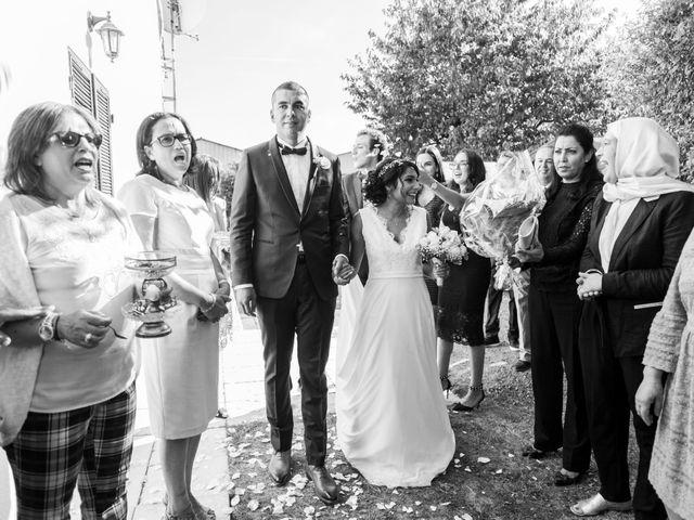 Le mariage de Adil et Alison à Paris, Paris 54