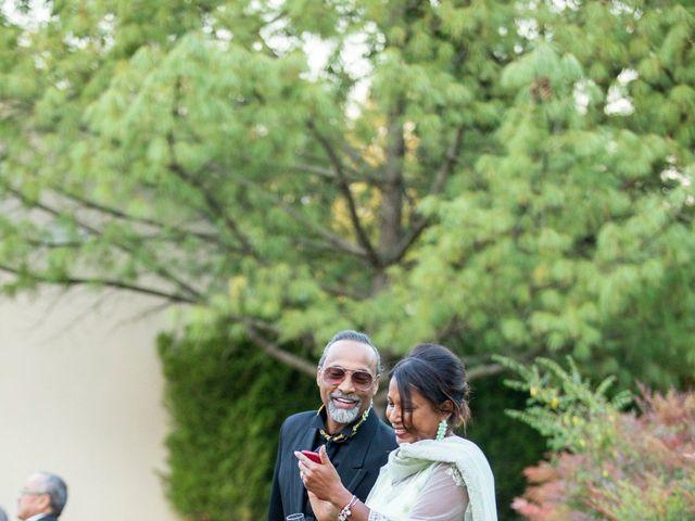 Le mariage de Adil et Alison à Paris, Paris 66