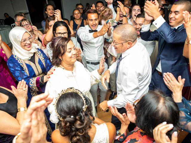 Le mariage de Adil et Alison à Paris, Paris 84