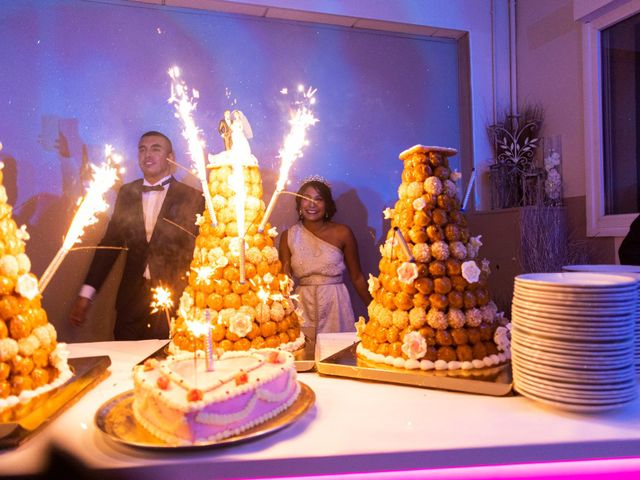Le mariage de Adil et Alison à Paris, Paris 87