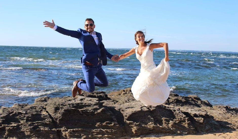 Le mariage de Julien et Cynthia à Soeurdres, Maine et Loire