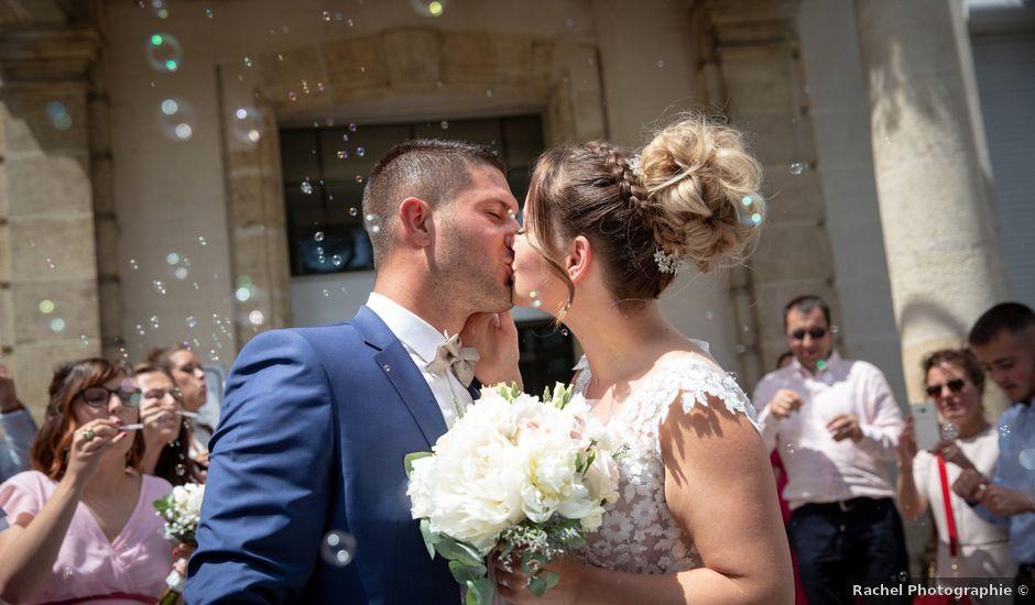 Le mariage de Anthony et Marie à Villenave-d'Ornon, Gironde