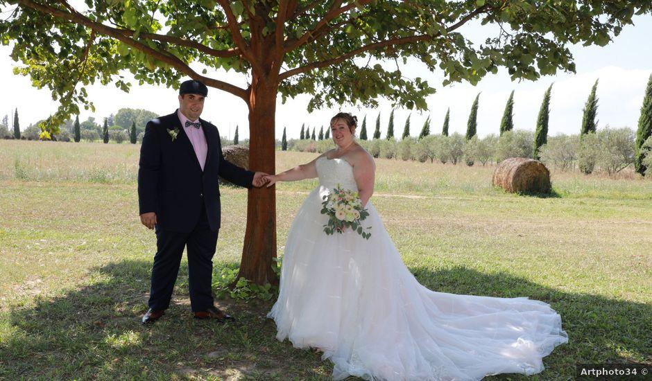 Le mariage de Julien et Marine à Marsillargues, Hérault
