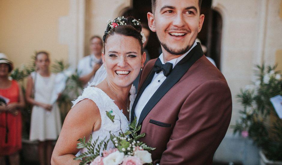 Le mariage de Guillaume  et Jessica à Narbonne, Aude