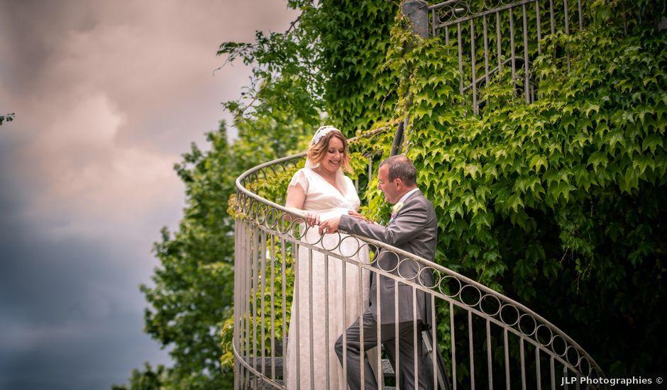 Le mariage de Sébastien et Aurélie à Ollières, Var