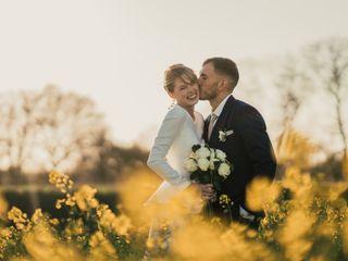 Le mariage de Clara et Corentin