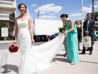 Le mariage de Chan et Jérémy 1