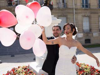Le mariage de Chan et Jérémy