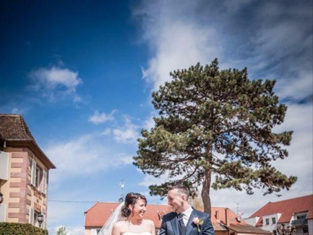 Le mariage de Mickaël et Marine à Colmar, Haut Rhin 3