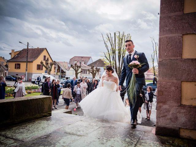 Le mariage de Mickaël et Marine à Colmar, Haut Rhin 4